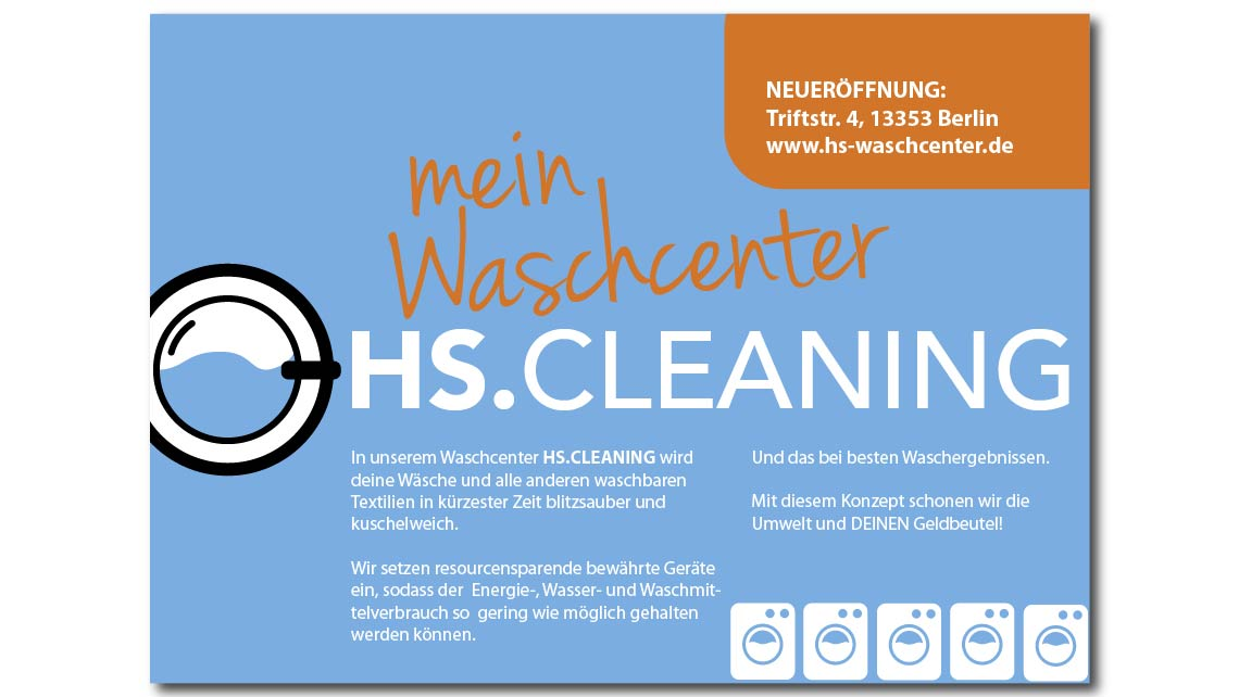 Flyer HS.Cleaning